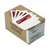 Quality Park TOPPrint Self-Adhesive Packing List Envelo