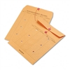 Quality Park Brown Recycled Kraft String & Button Inter
