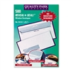 Quality Park Reveal-N-Seal Window Envelope, Contemporar