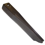 Rexair Rainbow Crevice Tool, Brown D2-E2 W/Button