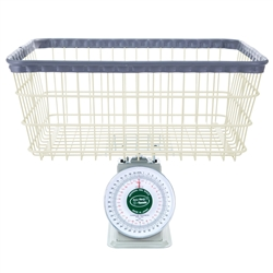 Analog Laundry Scale - NOT LEGAL FOR TRADE, # RB40C