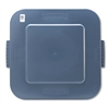 Rubbermaid Commercial Square Brute Lid, 26 x 24 x 2 1/5