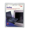 Read Right OneStep CRT Screen Cleaning Pads, 5 x 5, Clo