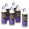 Read Right DustFree Multipurpose Duster, 6 10oz Cans/Bo