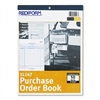 Rediform Purchase Order, Bottom Punch, Letter, Carbonle