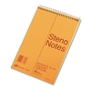 National Brand Standard Spiral Steno Book, Gregg Rule,
