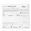 Rediform Shipping Bill of Lading Short Form, 8-1/2 x 7,