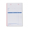 Rediform Sales Form, 5-1/2 x 8-1/2, Blue Print 3-Part,