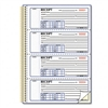 Rediform Receipt, 7 x 2-3/4, Carbonless Duplicate, Twin