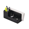 Rolodex Wood Tones Desk Organizer, Wood, 4 1/4w x 8 3/4