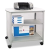 Safco Impromptu Deluxe Machine Stand, 34-3/4 x 24-1/4 x