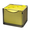 Safco Desktop Box Files, Steel Mesh, 23w x 1 1/4d x 10