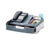 Safco Telephone Organizer Stand, One Drawer, 14 3/4w x
