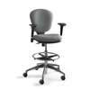 Safco Metro Extended Height Swivel/Tilt Chair, 22-33 S