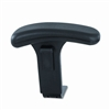 Safco Height-Adjustable T-Pad Arms for Uber Big & Tall