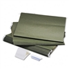 Safco Hanging File Folders, Compressed Paper Fiber, 18