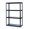 Safco Boltless Steel Shelving, 5 Shelves, 48w x 18d x 7