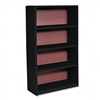 Safco Value Mate Series Bookcase, 4 Shelves, 31-3/4w x