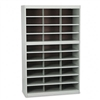 Safco Steel Project Center Floor Organizer, 30 Pockets,