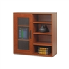 Safco Aprés Single Door Cabinet w/Shelves, 30w x 12d x