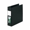 Samsill Antimicrobial Locking D-Ring Binder, 8-1/2 x 11