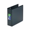 Samsill Non-Stick D-Ring View Binder, 8-1/2 x 11, 4in C