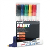 Sanford uni-Paint Marker, Medium Point, Assorted, 12/Se