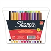 Sharpie Permanent Markers, Ultra Fine Point, Assorted,