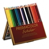 Prismacolor Scholar Colored Woodcase Pencils, 24 Assort