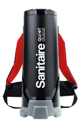 Sanitaire SC530A QuietClean Commercial Backpack Vacuum Cleaner