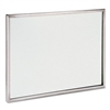See All Wall/Lavatory Mirror, Polished 5/8 x 3/4 Stai