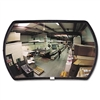 See All Round Rectangular 160 Convex Security Mirror, 2