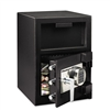 Sentry Safe Depository Safe, 1.3 cu. ft., Black # SENDH