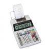 Sharp EL-1750V Compact Desktop Calculator, 12-Digit LCD