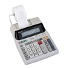 Sharp EL1801V Desktop Calculator, 12-Digit Fluorescent,