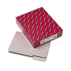 Smead Interior File Folders, 1/3 Cut, Top Tab, Letter,