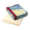 Smead File Folders, 1/2 Cut, 1-Ply Top Tab, Letter, Man