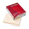 Smead Folders, 1/2 Cut Assorted, Reinforced Top Tab, Le