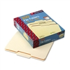 Smead File Folders, 1/3 Cut 2nd Position, 1-Ply Top Tab