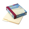 Smead File Folders, 1/3 Cut 3rd Position,1-Ply Top Tab,