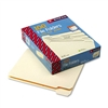 Smead File Folders, 1/5 Cut, 1-Ply Top Tab, Letter, Man
