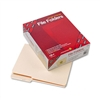 Smead Guide Height File Folders, 2/5 Cut Right, 2-Ply T