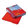 Smead Waterproof Poly File Folders, 1/3 Cut, Top Tab, L