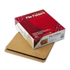 Smead Kraft File Folders, Straight Cut, Reinforced Top