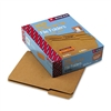 Smead Kraft File Folders, 1/3 Cut, Reinforced Top Tab,