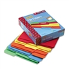 Smead File Folders, 1/3 Cut, Top Tab, Letter, Bright As