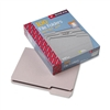 Smead File Folders, 1/3 Cut, Top Tab, Letter, Gray, 100