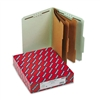 Smead 3 Expansion Classification Folders, 8-Section, L
