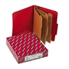 Smead 3 Expansion Folders w/2/5 Cut Tab, Letter, 8-Sec