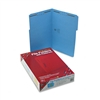 Smead Folders, 2 Fasteners, 1/3 Cut Assorted, Top Tab,